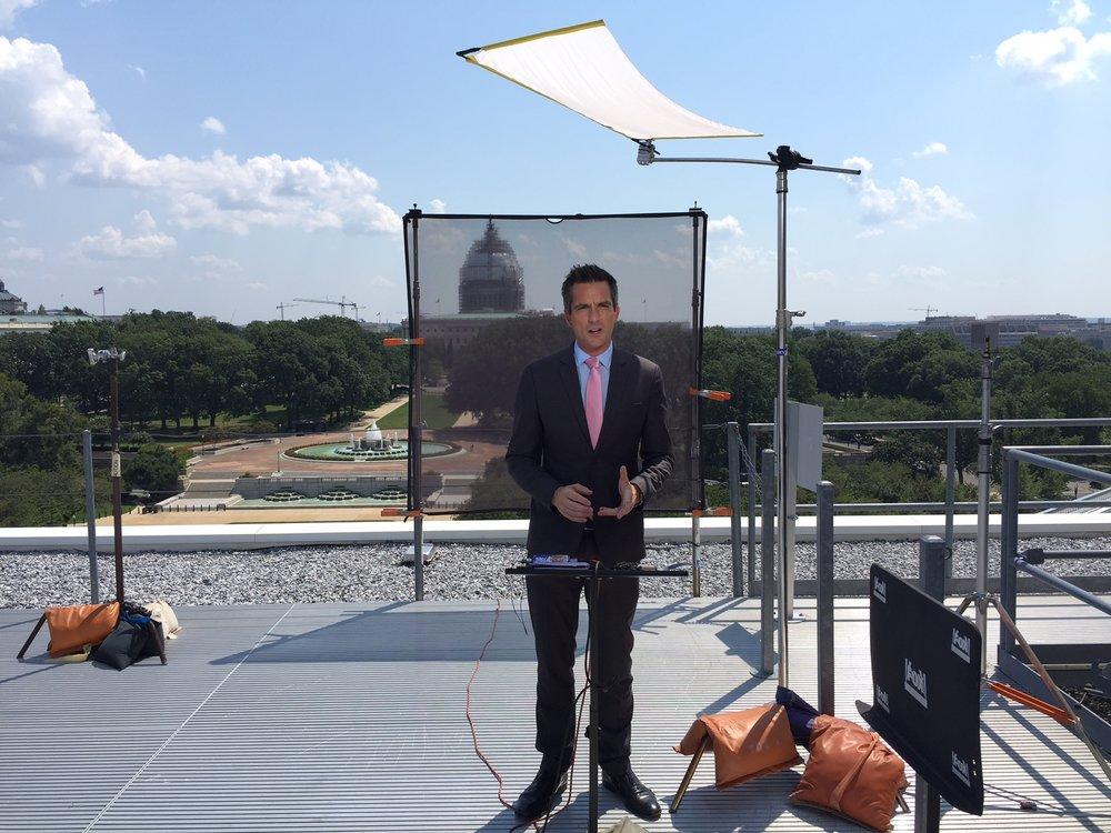 Jonathan Samuels reporting from Washington, D.C.