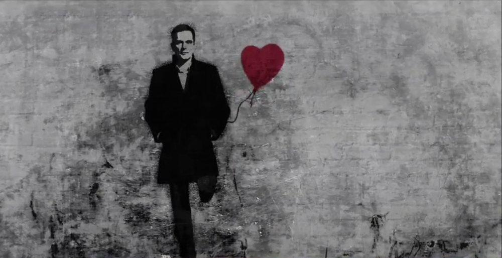"""Jonathan Samuels """"Banksyfied"""""""