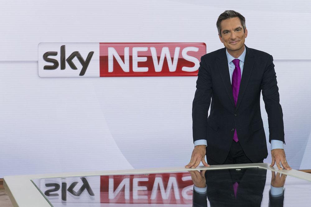 Jonathan Samuels at Sky News