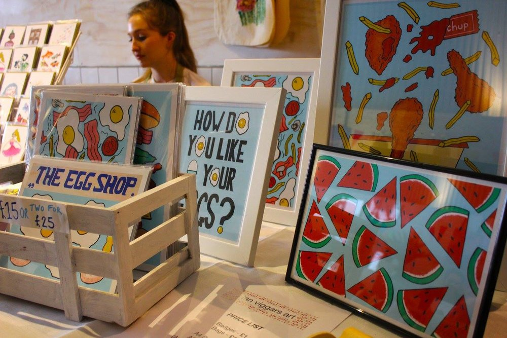 SoLo Craft Fair, Clapham