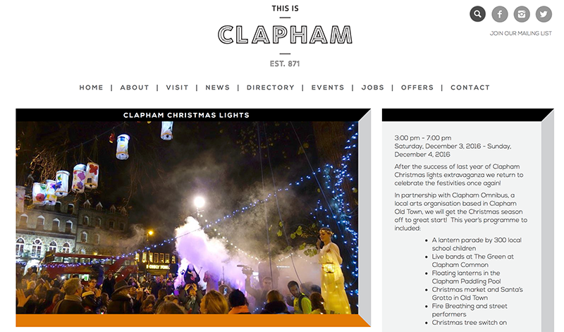 This is Clapham