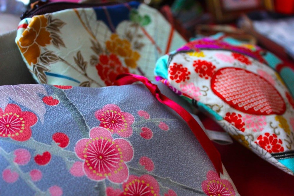 Kimono Kraft at SoLo Craft Fair