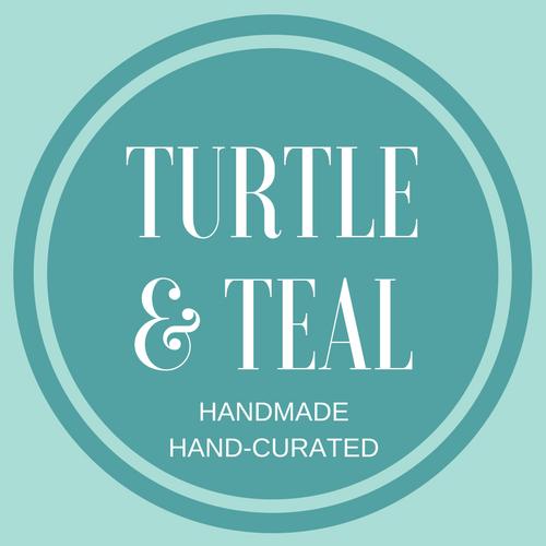 Turtle & Teal