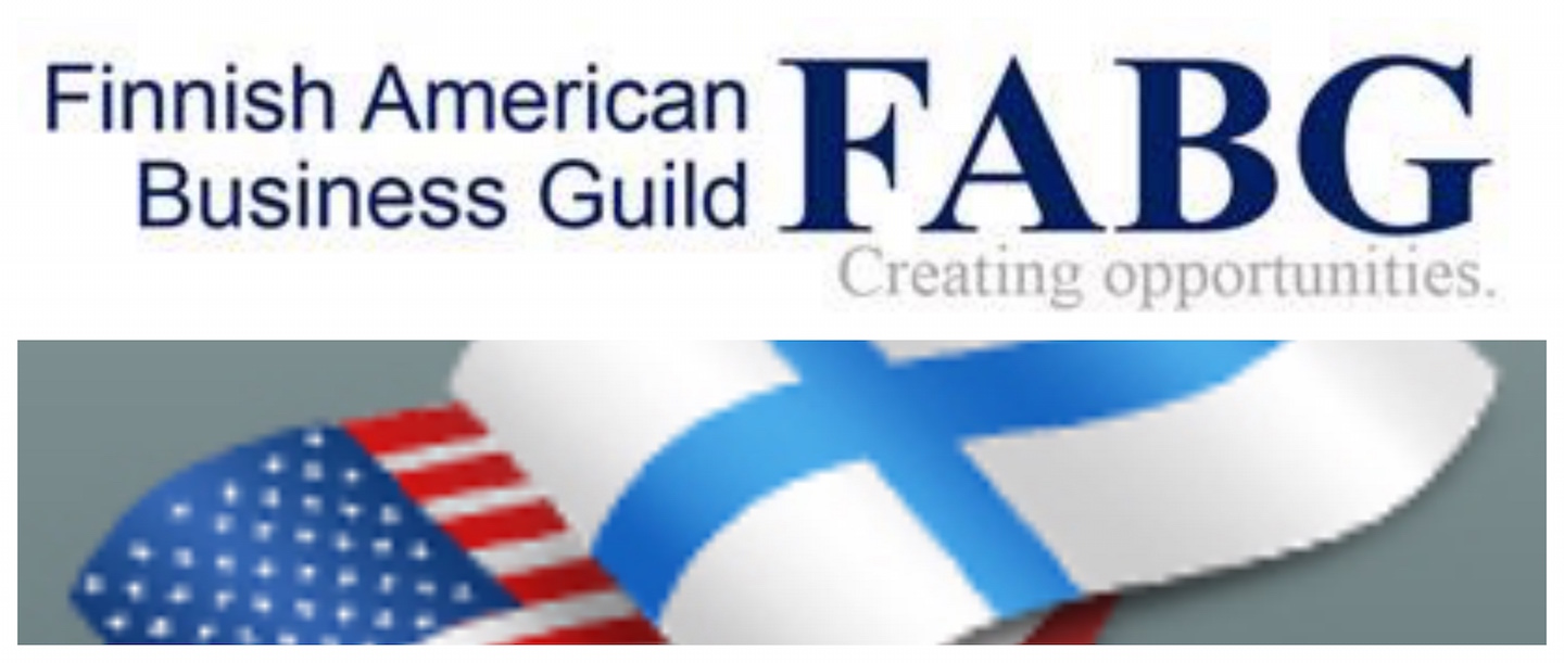 Who are we? — Finnish American Business Guild