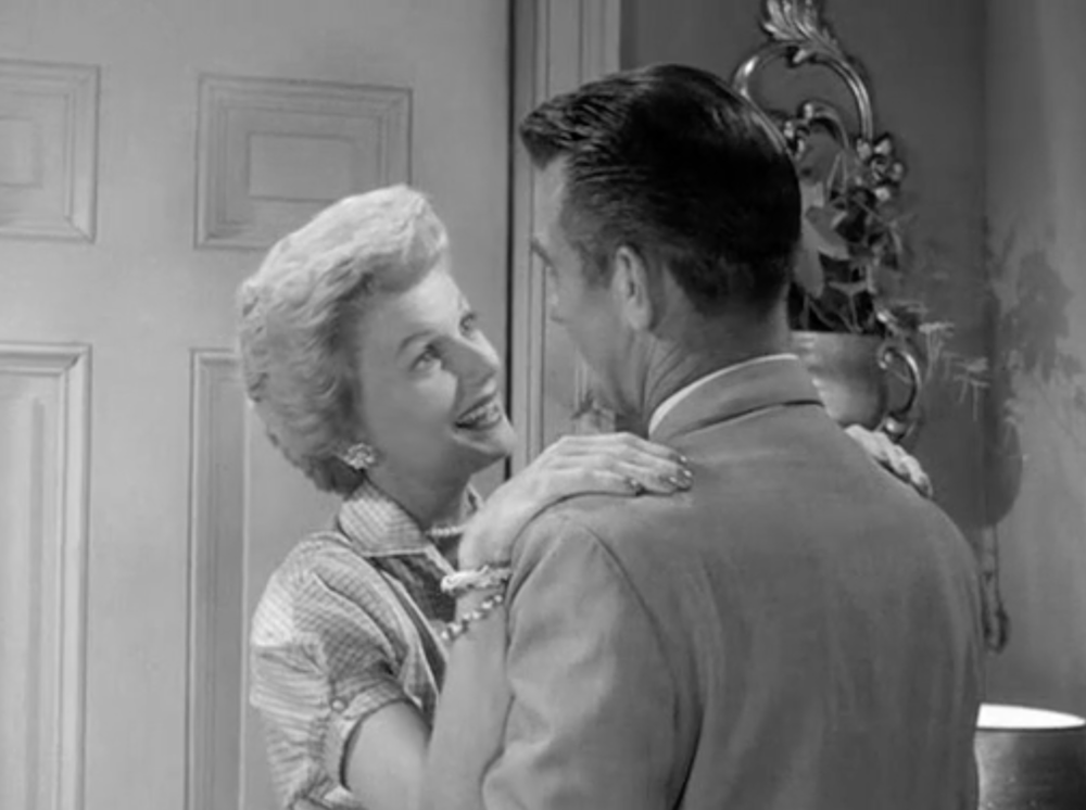 June Cleaver is overwhelmed