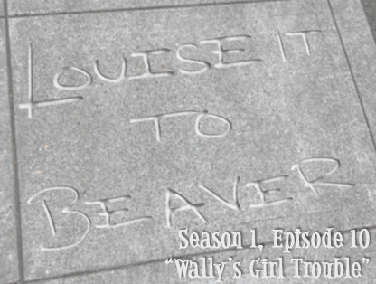 """Wally's Girl Trouble"""