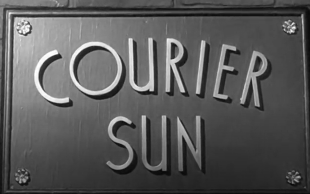 The Generic Times— I mean the Courier Sun