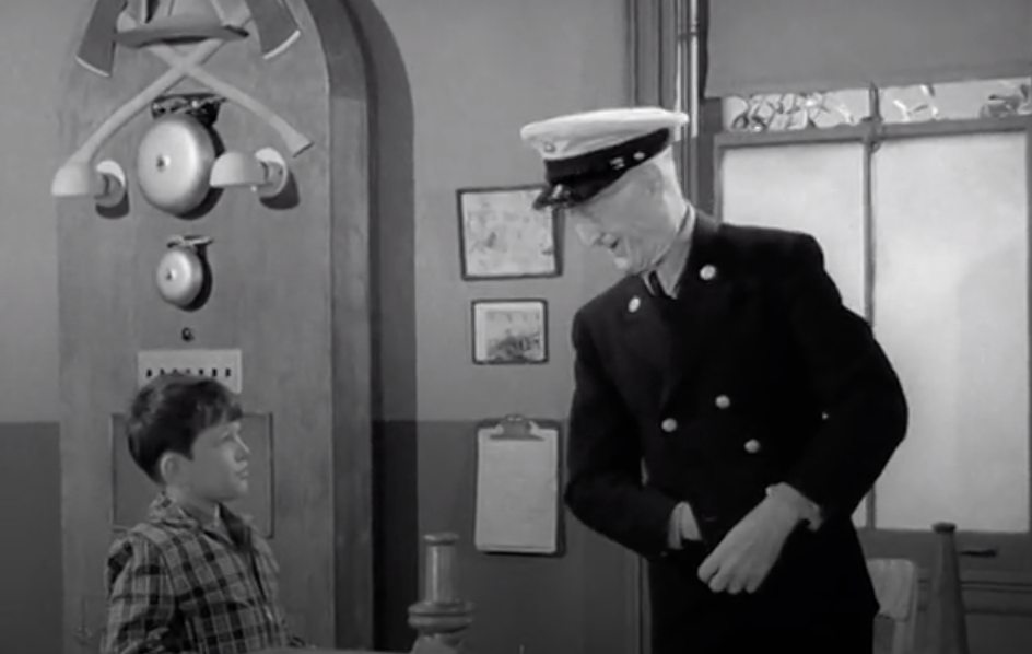 Auxiliary Fireman Gus
