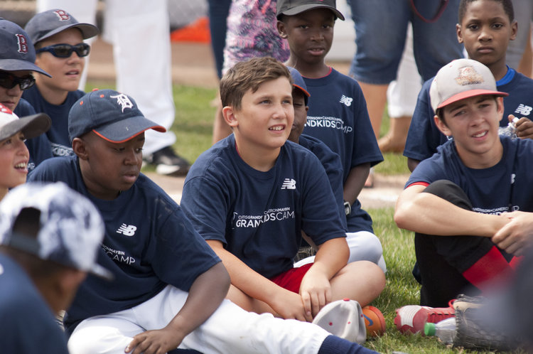Youth Baseball Camp November 2016   Detroit, Michigan   LEARN MORE