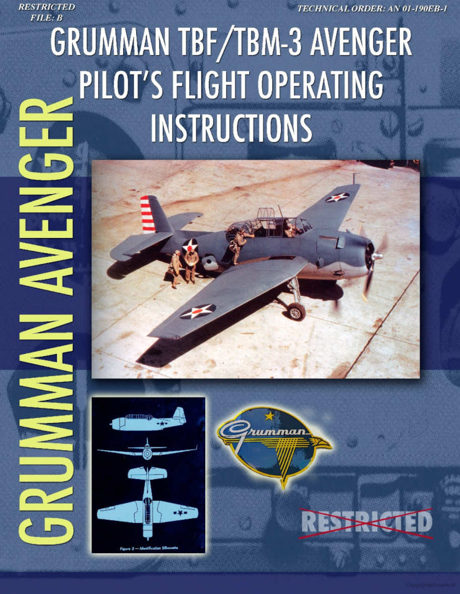 Avenger Operation Manual