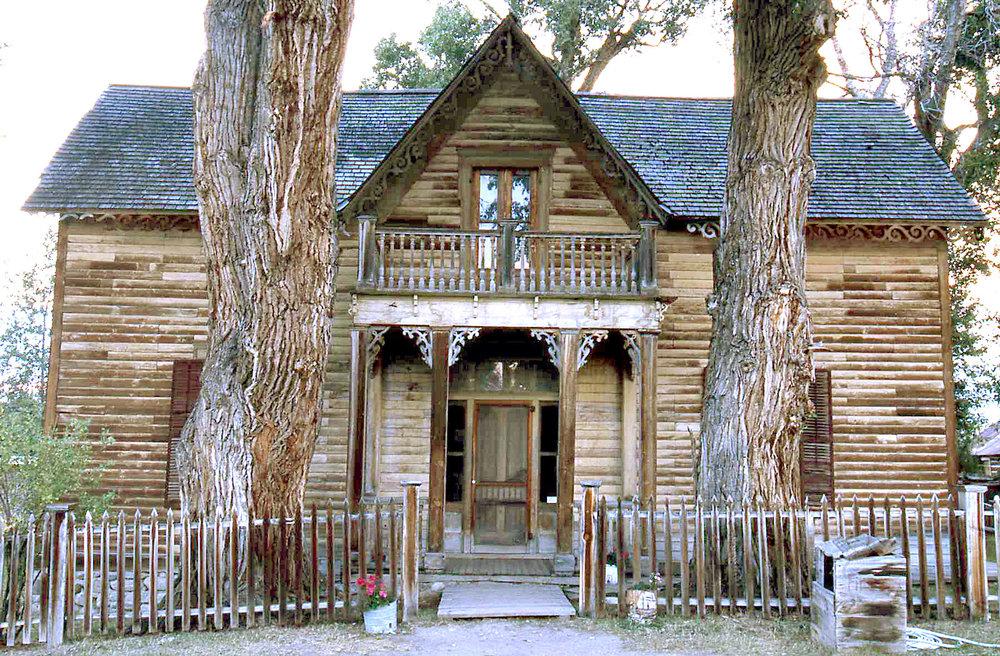 Nevada City Home