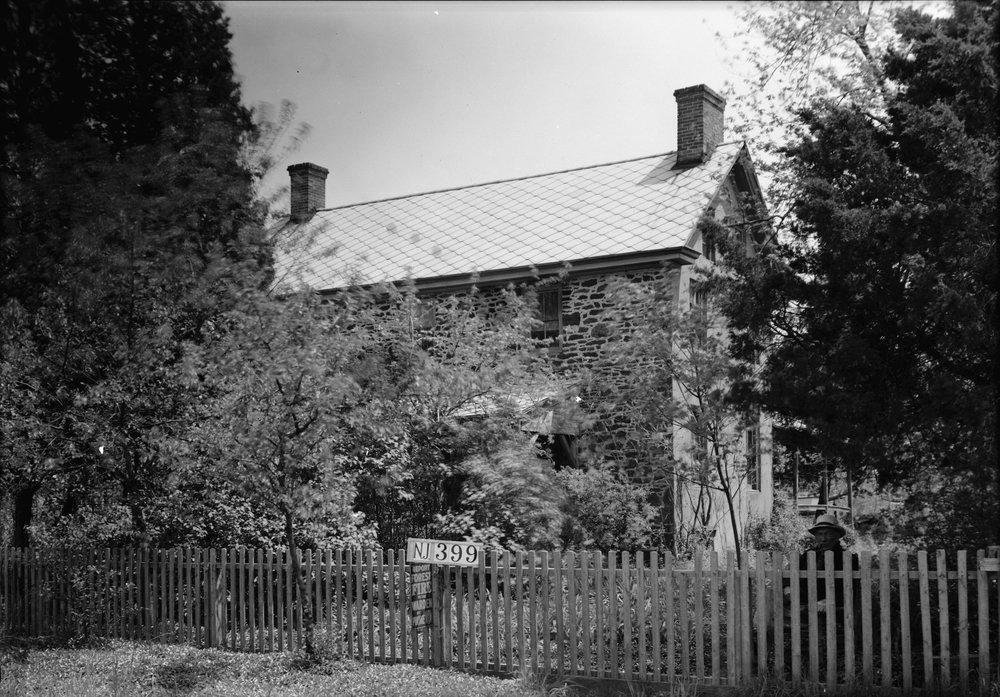 Japhet Leeds' house