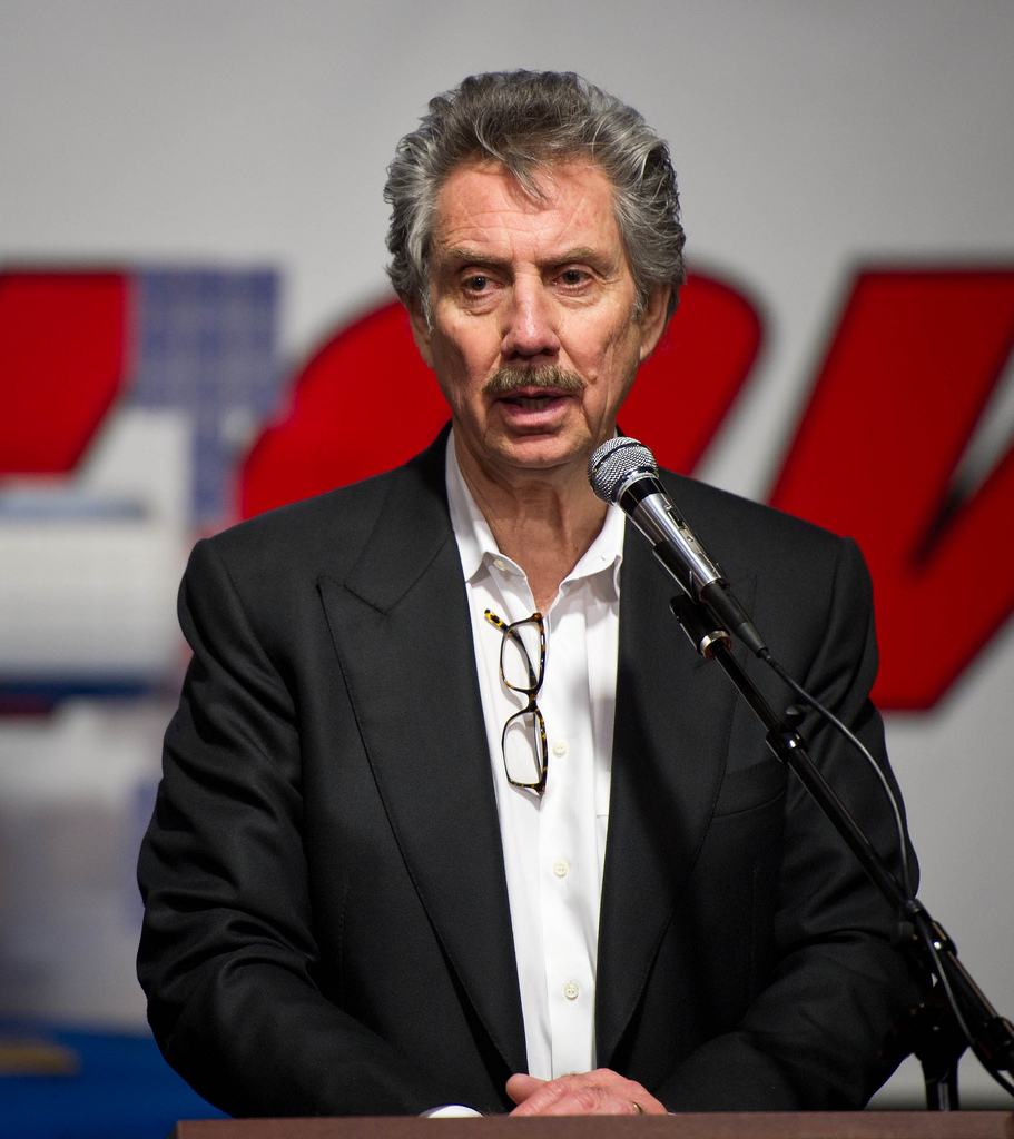 Robert Bigelow, billionaire hotel, and aerospace entrepreneur, who formed a group to investigate phenomena at Skinwalker Ranch and is currently working with NASA on space station technologies.  A Friend of former Nevada Senator Harry Reid.