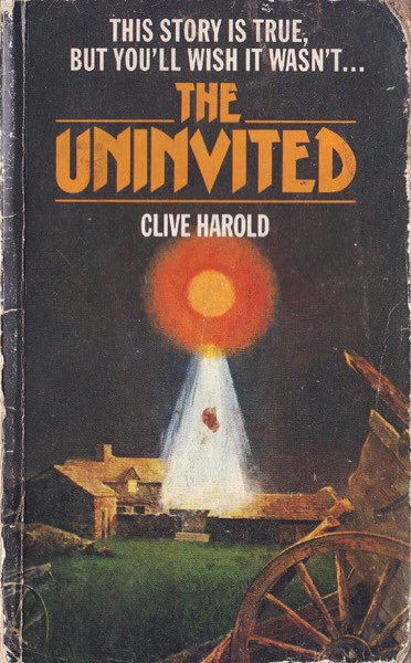 Copy of Alt Cover of The Uninvited (Coombs Story)