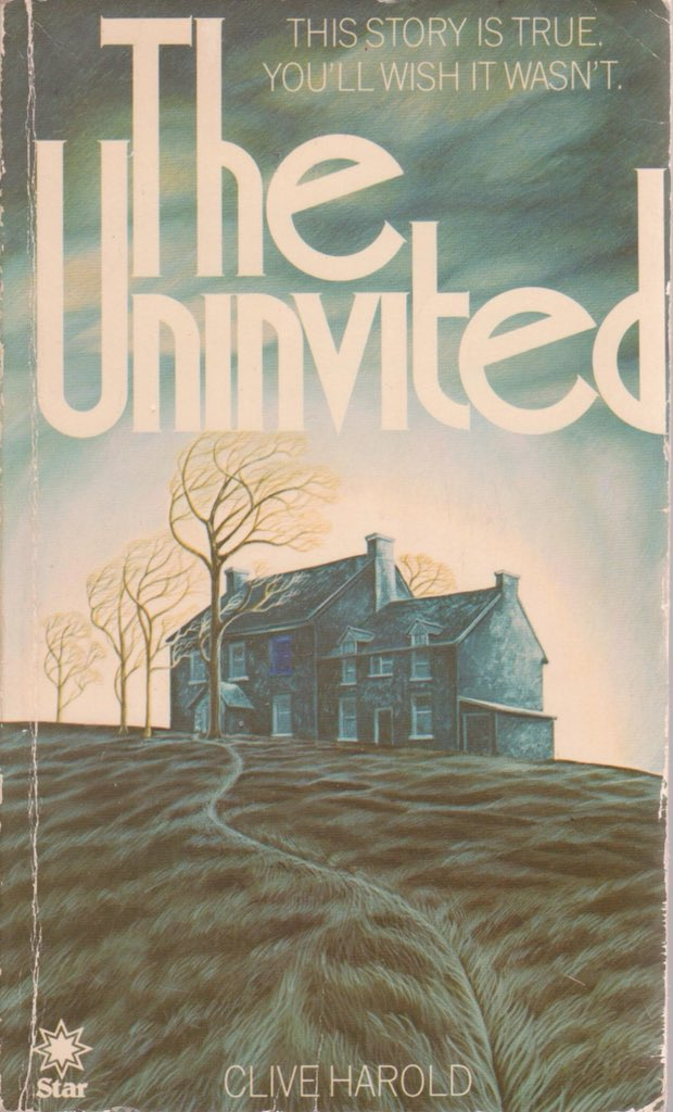 Copy of Cover of The Uninvited (Coombs Story)