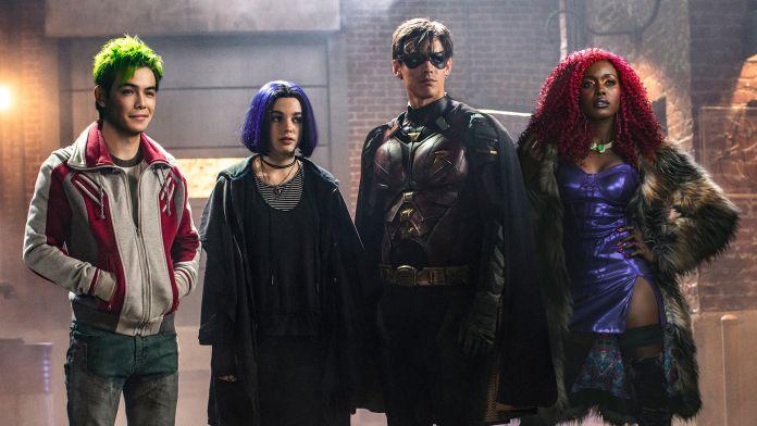 DC Comics'   Titans