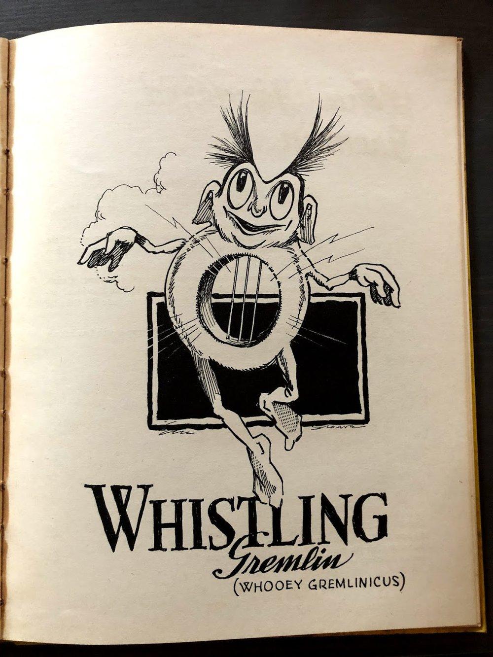 Whistling