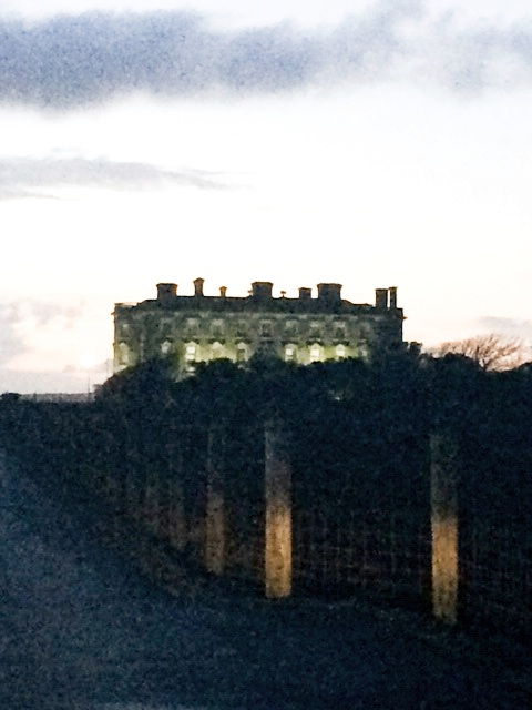 Image courtesy of Aiden Quigley, current owner of  Loftus Hall  and author  Chris Rush , All Rights Reserved.