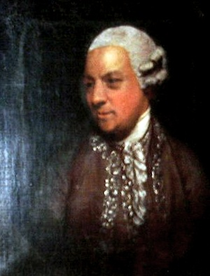 Henry Loftus, 3rd Earl of Ely, 1707~09 - 1783, Anne Tottenham's uncle.  From the  Tottenham.name  family pedigree website.