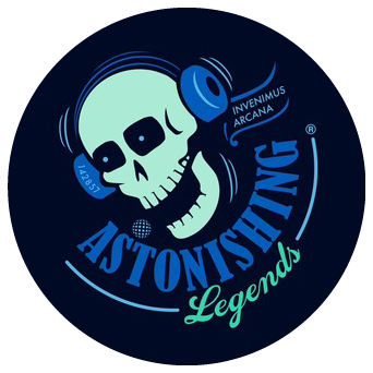 Al Podcasts Astonishing Legends