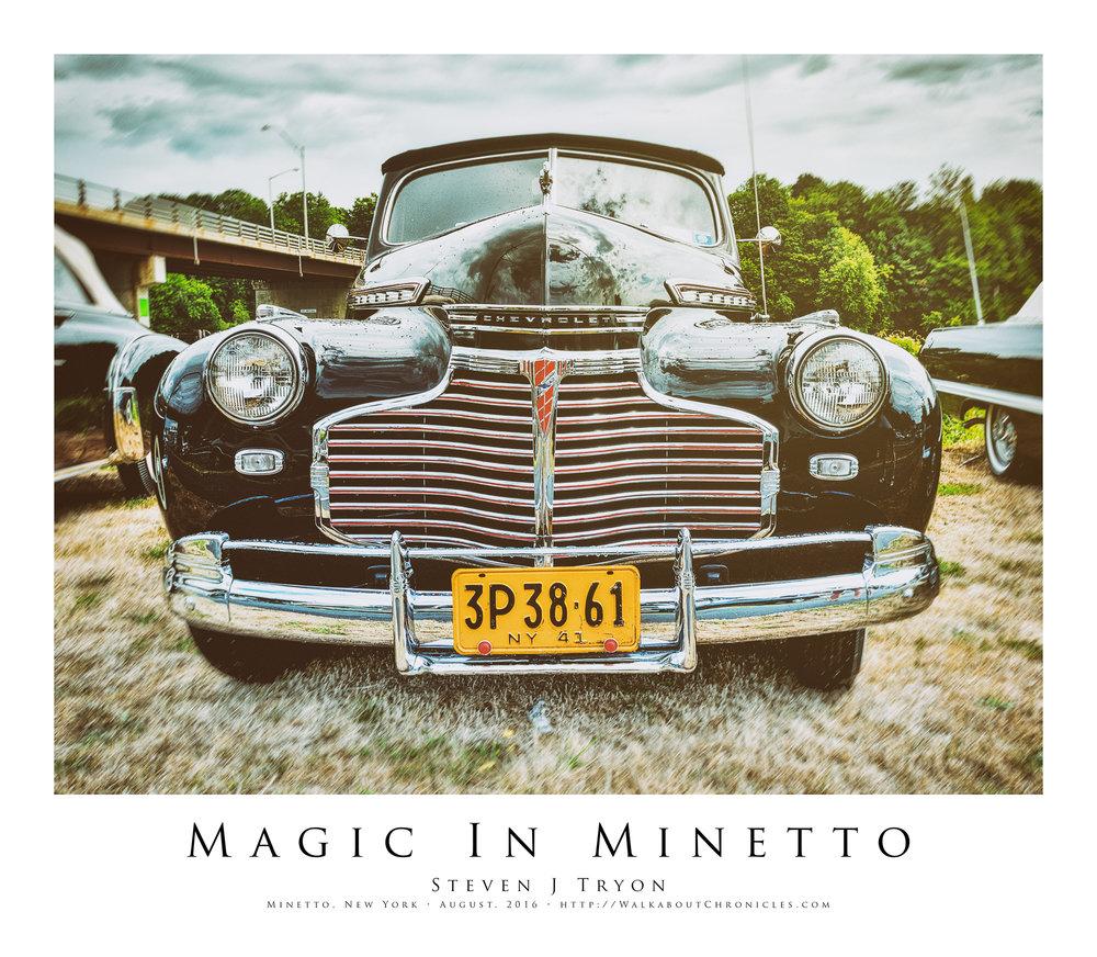 Magic In Minetto