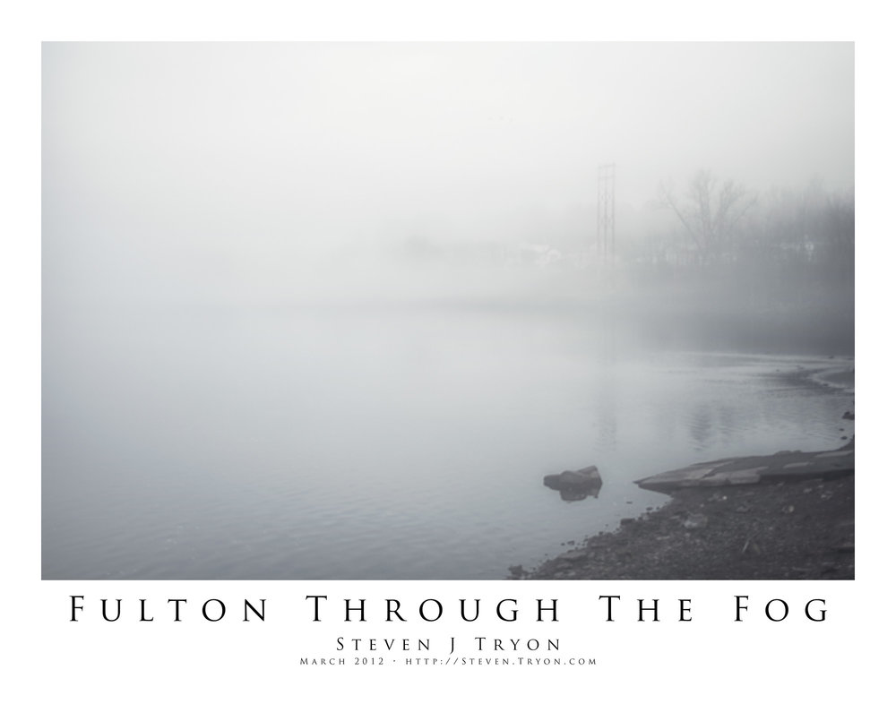 Fulton Through The Fog