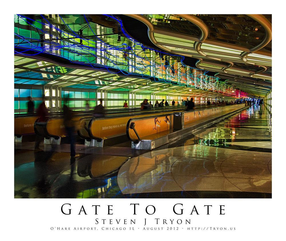 Gate To Gate