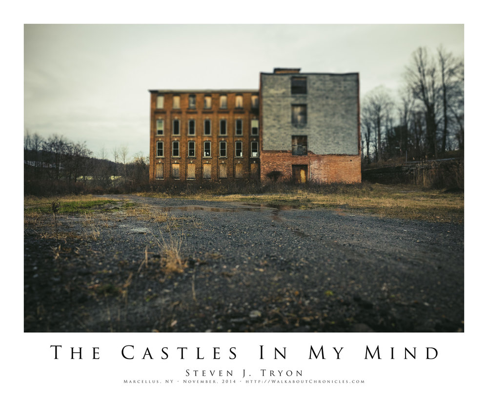 The Castles In My Mind