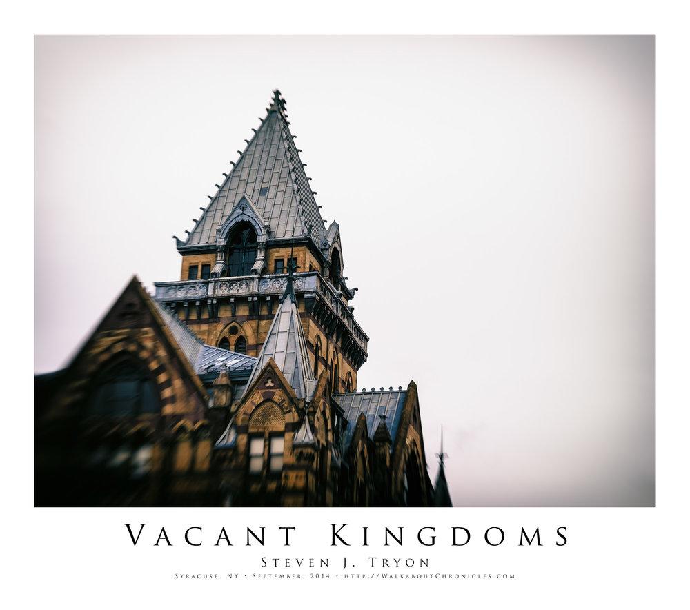 Vacant Kingdoms