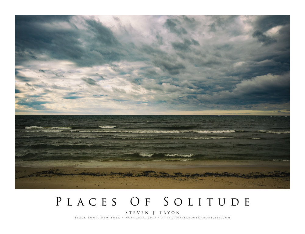 Places Of Solitude