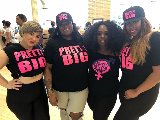 Thank you @prettybigmovement for coming to VA to facilitate Move Your Curves Workshop RVA! It was such a pleasure having you here.  #bodypositive #everybodyisflawless #plusisequal #plushdoll #plussizebeauty #psb #womenempowerment #confidence #confidenceisyou #selflove #changinglives #divastatus #teampsb #travelchics #youvsyou #beautywins #prettybigmovement™️ #iamprettybig #curvywarriors