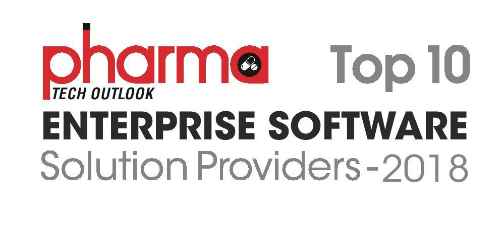 Pharma Tech Outlook - Top 10 Enterprise Software Solution Providers 2018