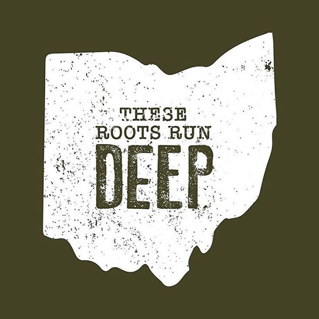 Had to share this awesome graphic by @conquering_nomad ! It's such a blessing to be apart of such a wonderful state! Enjoy your #saturday!! #ohiopride #asseenincolumbus #smallbusiness #graphic #vscocam