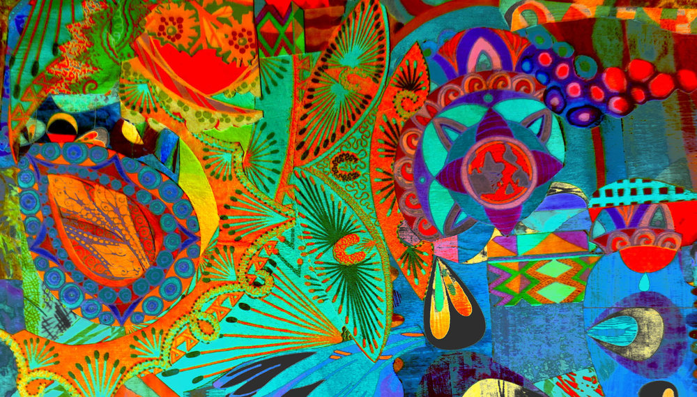 circus 2-bold-vivid-colorful-abstract-collage-art-by-judi-magier.jpg
