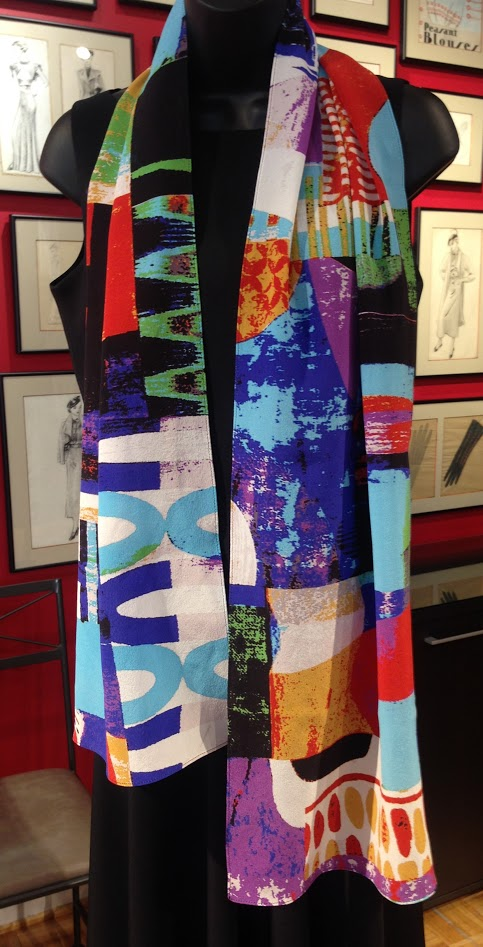 WHB-art scarf- orginal design - contemporary-colorful- silk-custom printed- made in usa.JPG