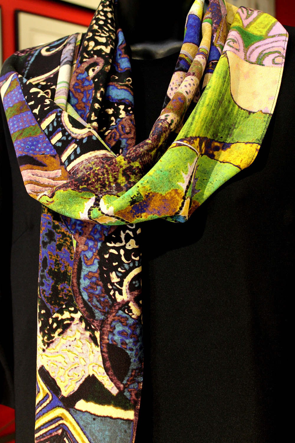 night-circus-carousel-colorful-scarf-from-original-collage-art-by-designer-judi-magier-img_4016-1500px.jpg