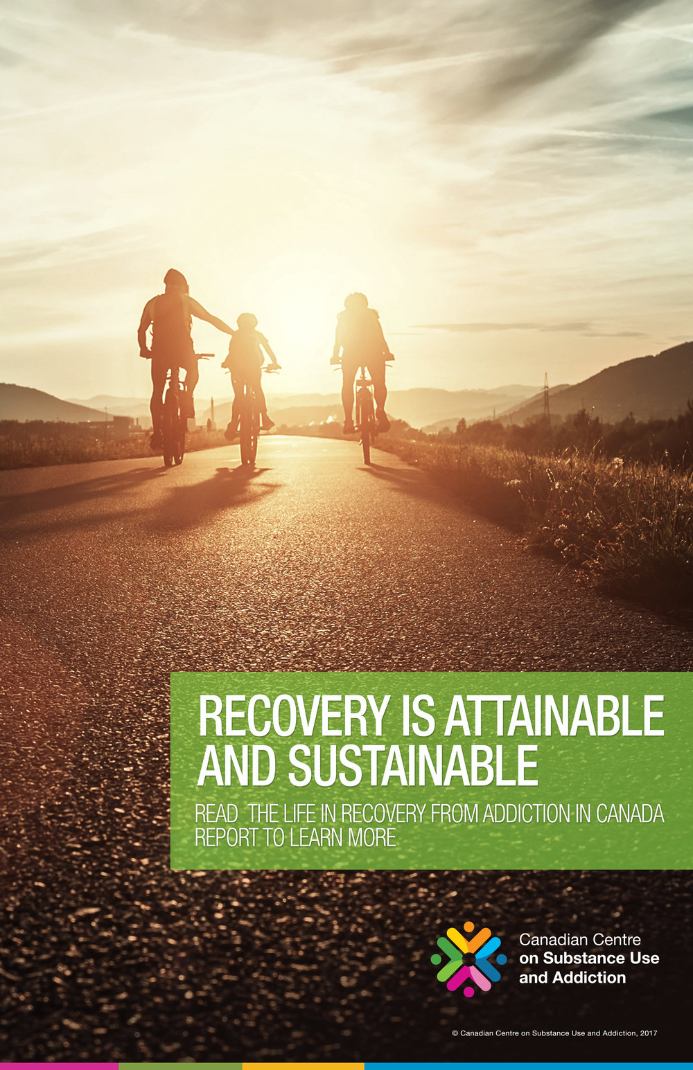 Recovery Is Possible.  -