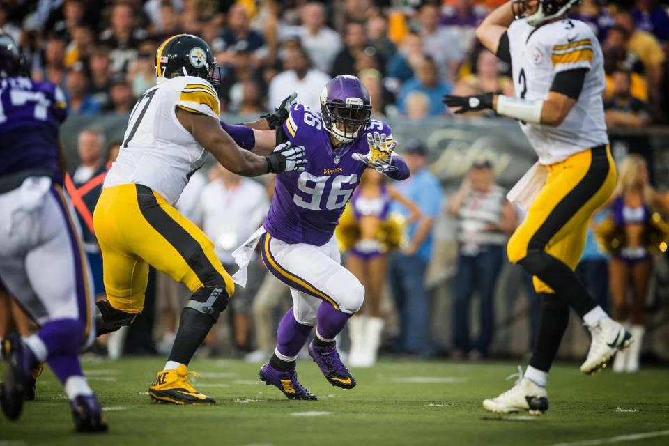 Photo Credit: Minnesota Vikings Media