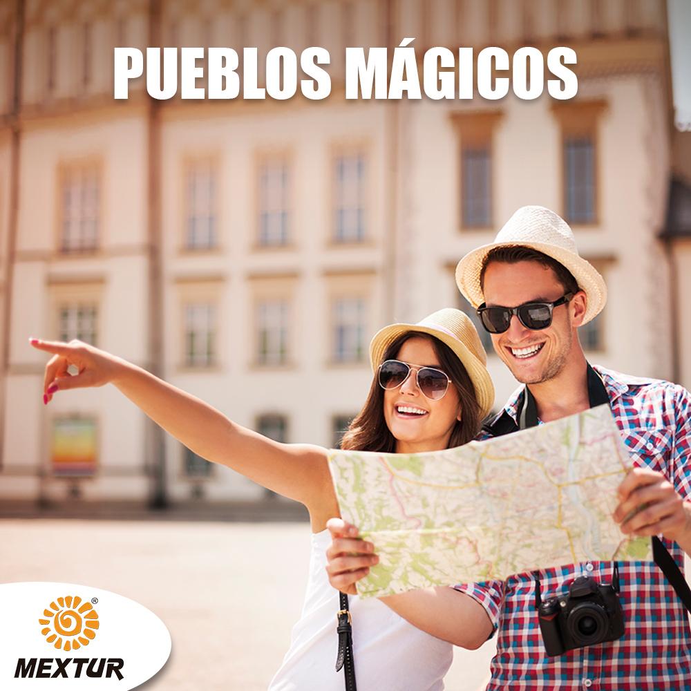 Pueblos Mágicos ADO Mextur viajes vehiculos renta