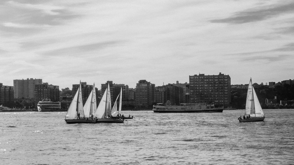 Gallery: Sailing on the Hudson
