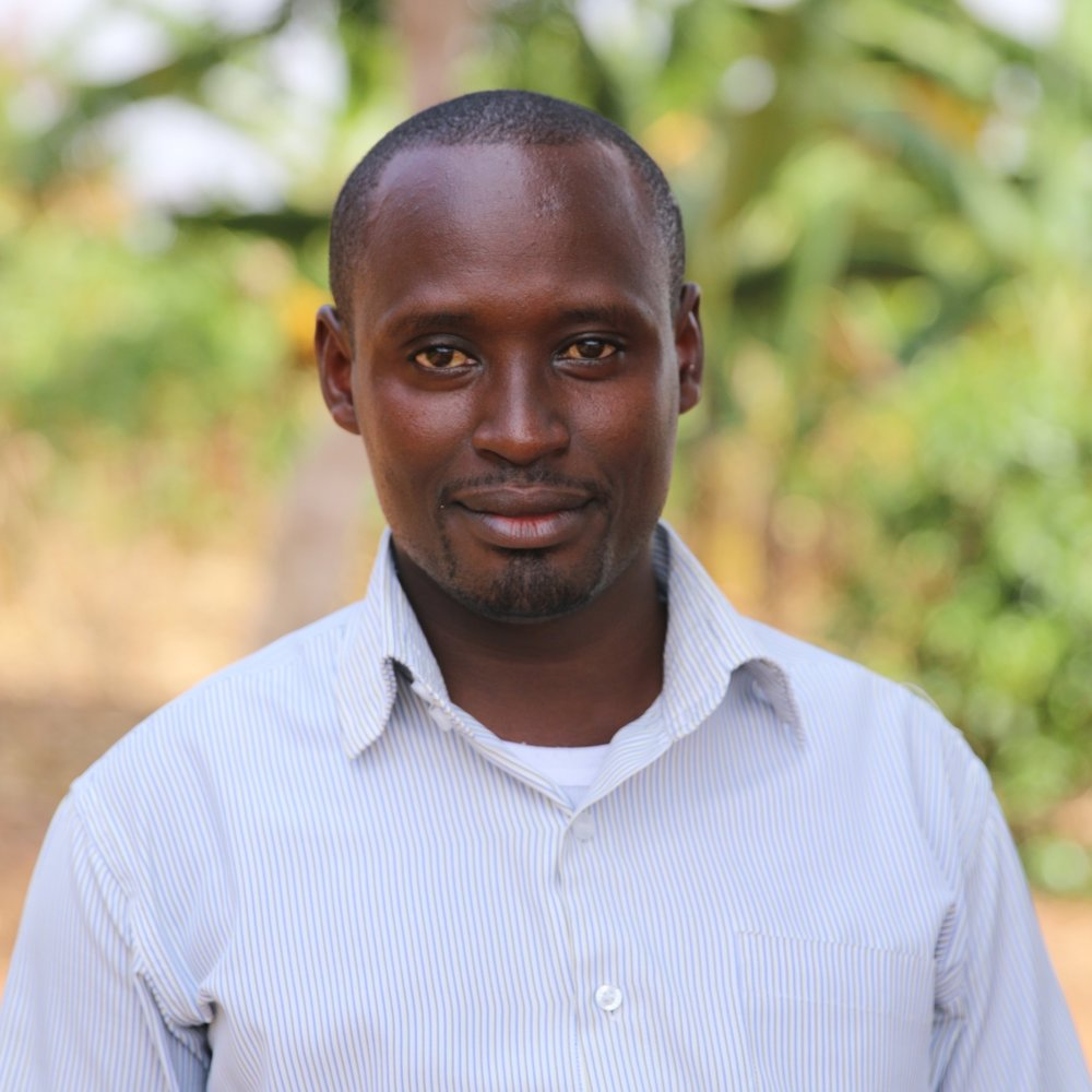 Emmanuel Birinda Kiiza  Teacher, English Department Chair
