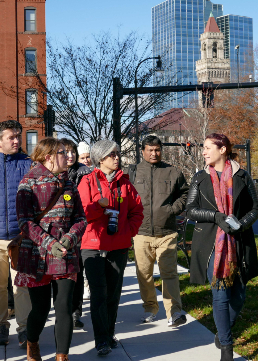 Our Mission - Our mission is to support growth activities in Worcester by approaching economic development through community engagement, civic innovation, and individual empowerment.Learn More