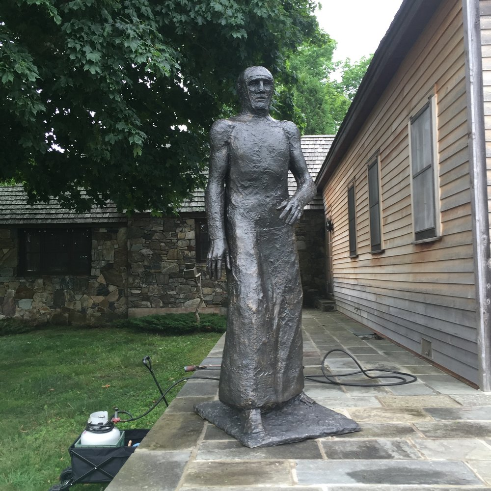 Elizabeth Frink - Standing Woman