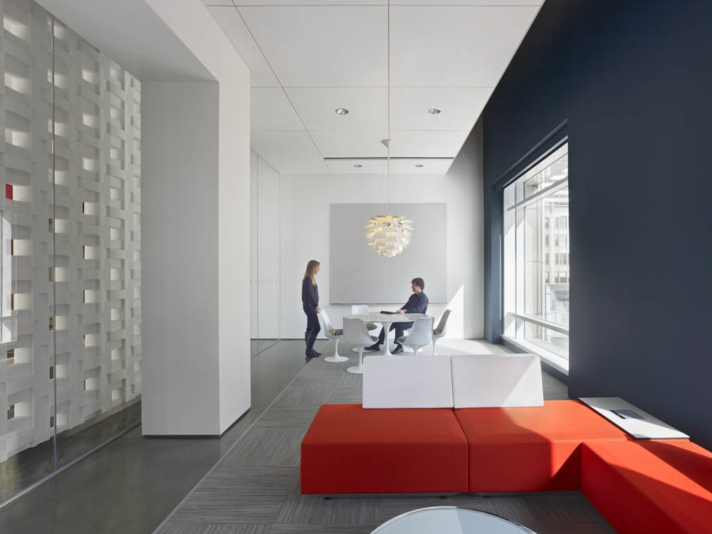 Kilroy  Designed by Gensler | Photography by Bruce Damonte