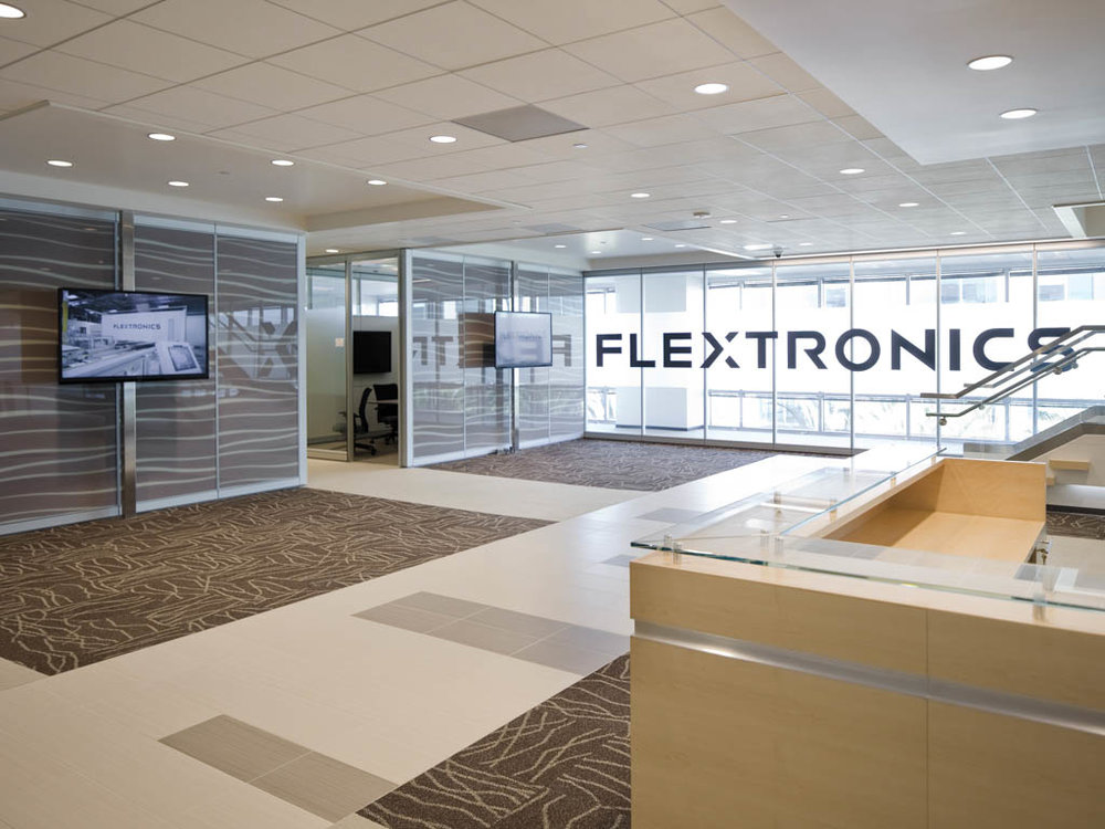 Flextronics  Designed by TDS Architects | Photography by David Wakely