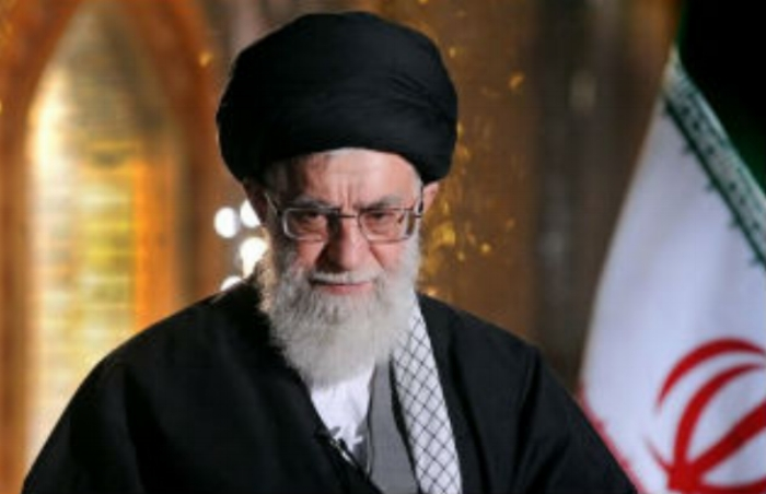 Ali Khamenei, he's disappointed in you.