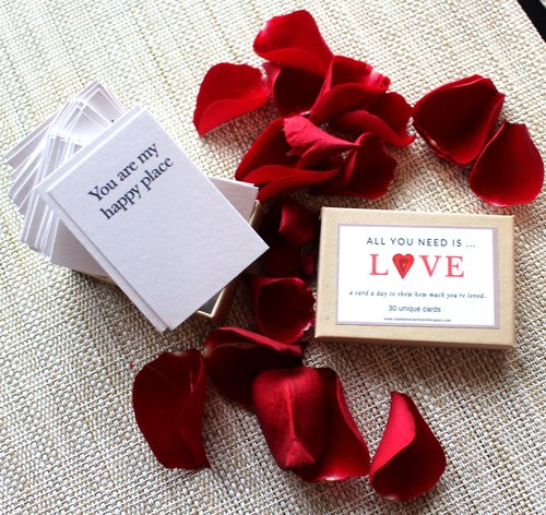 Love Quotes Love Cards Anniversary Gift New Girlfriend Gift