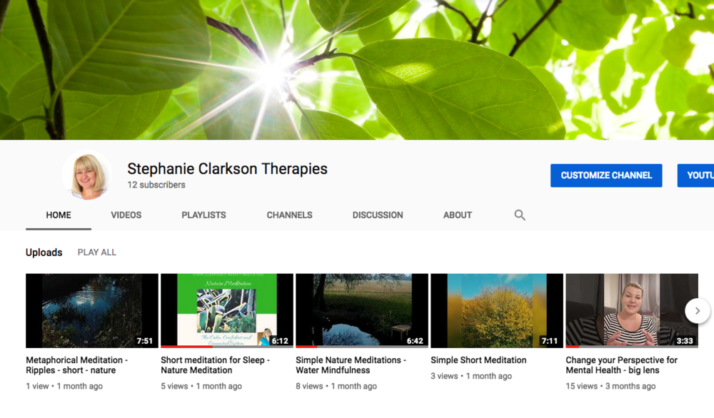 meditation and relaxation videos
