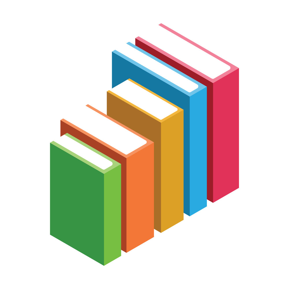 Illustration of 5 books on a bookshelf, representing the documentation around Bezlio available in our knowledgebase.