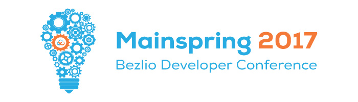 Bezlio Mainspring Developer Conference Logo